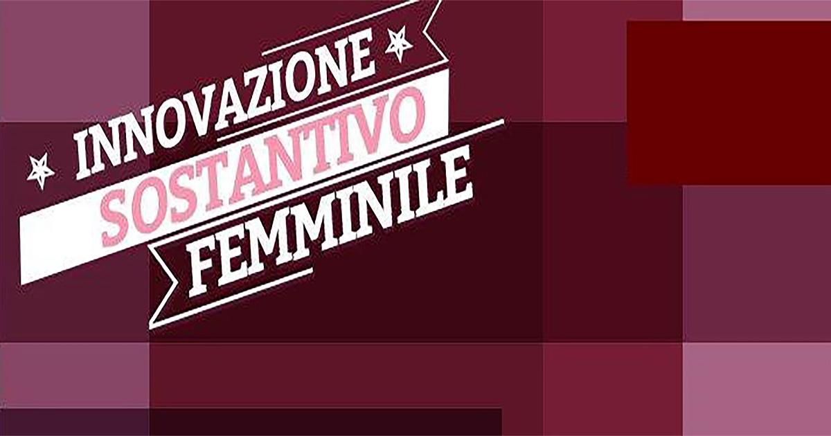 Bando Innovazione Sostantivo Femminile