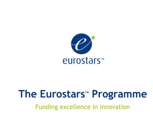 Eurostars, fino a 200.000 € per le Pmi!