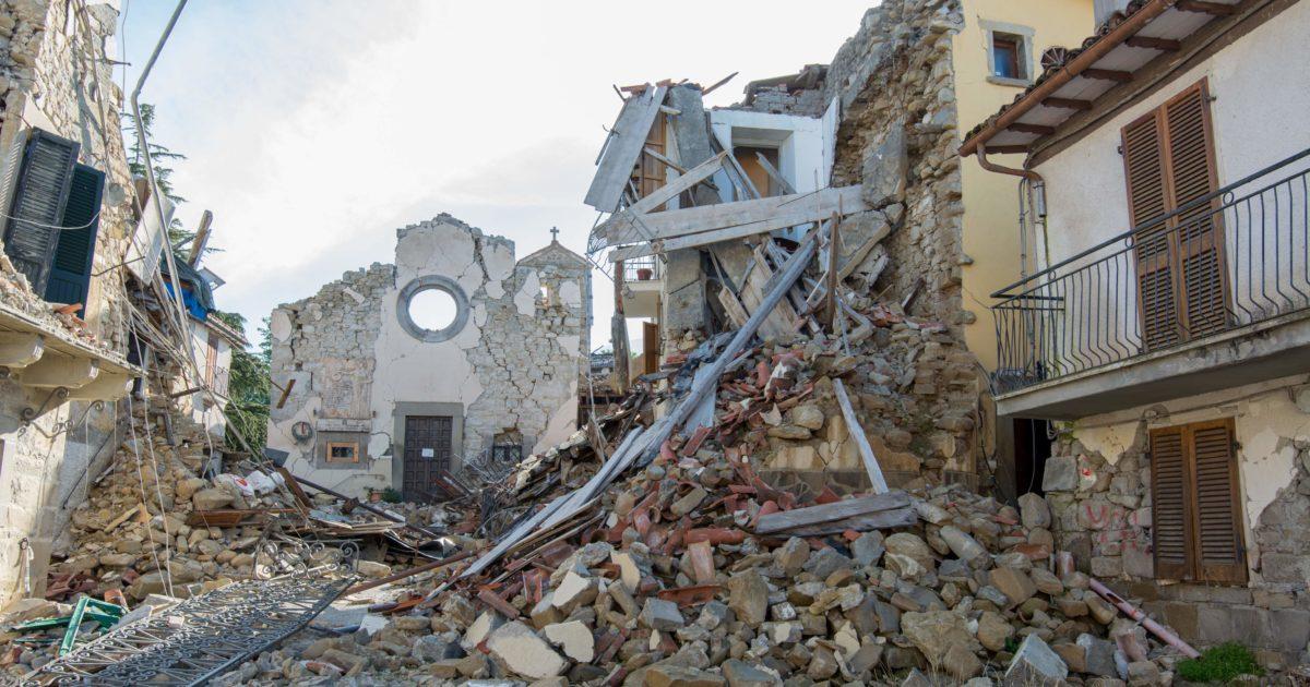 Credito d'imposta cratere sismico