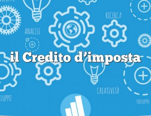 Industria 4.0: concrete possibilità per il Credito D'Imposta