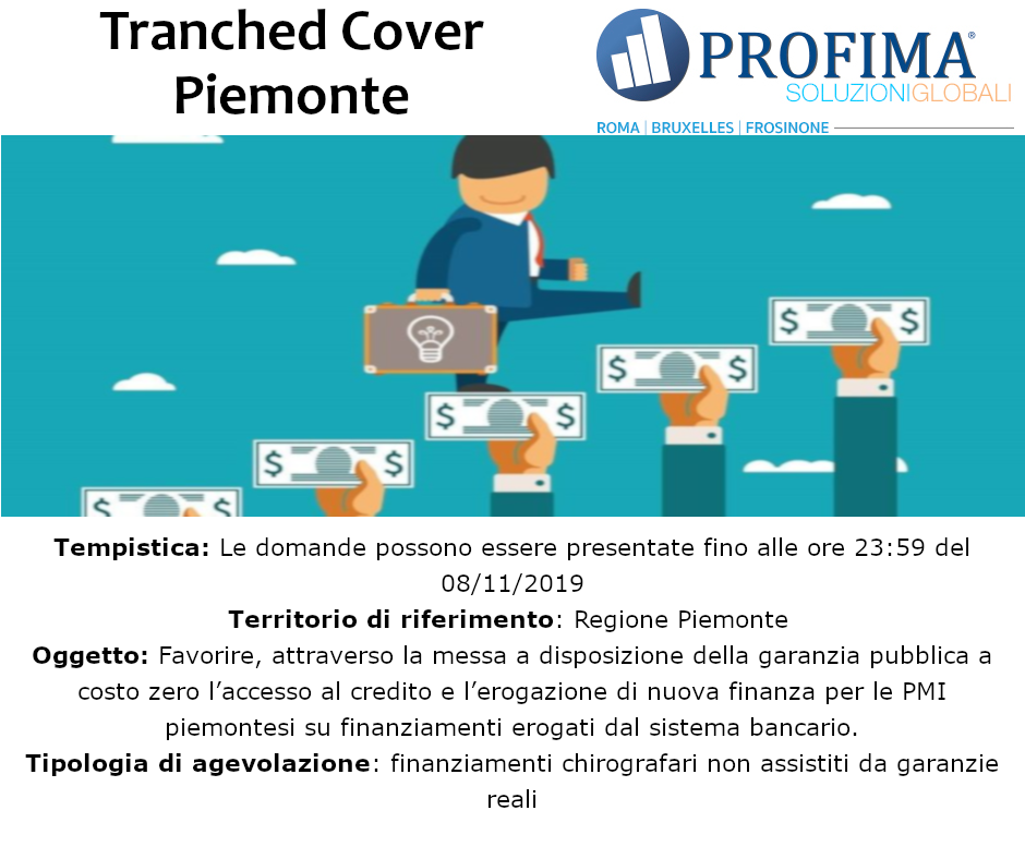 Tranched Cover Piemonte
