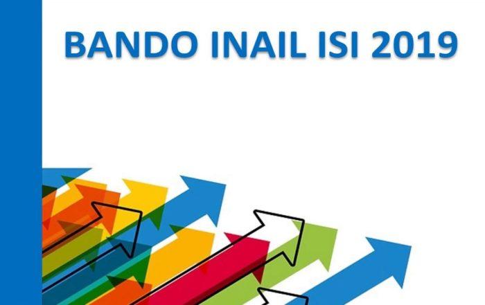 Bando Isi Inail 2019