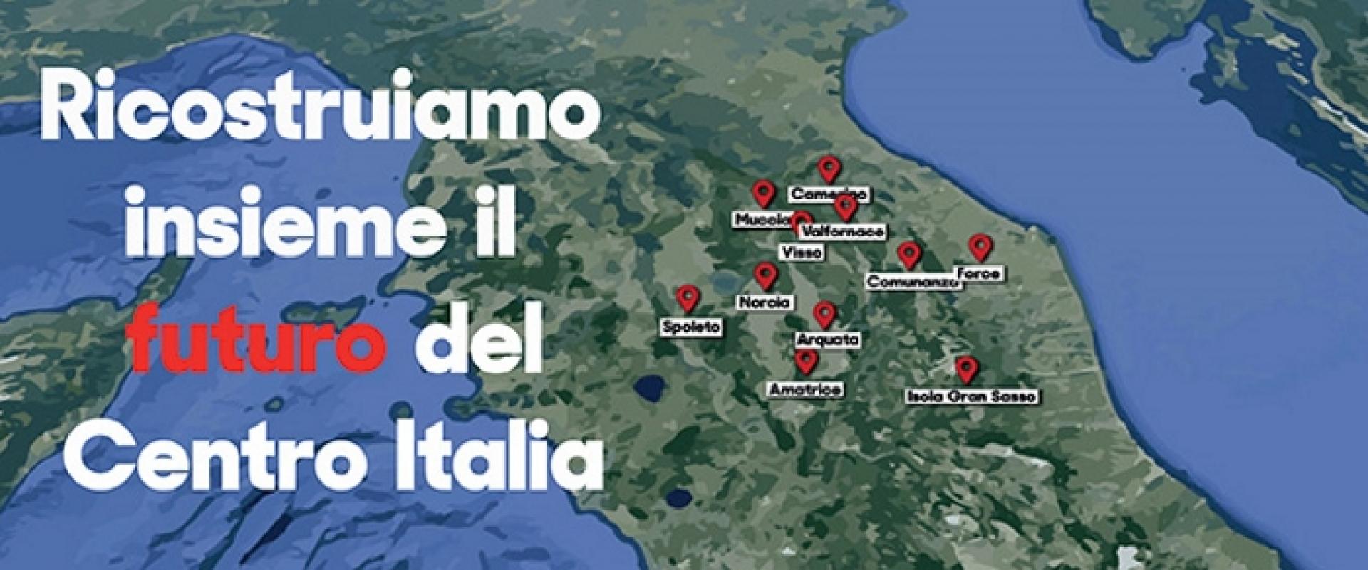 comuni centro italia
